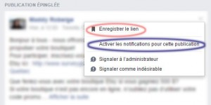 Facebook-notification